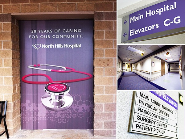 Signage & Print Every Hospital or Medical Office Needs